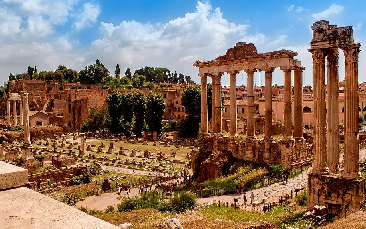 the-roman-forum-4583598_1280
